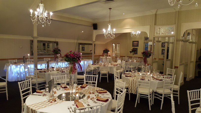Wedding Venue - Topiaries At Beaumont - Beaumont Room 6 on Veilability