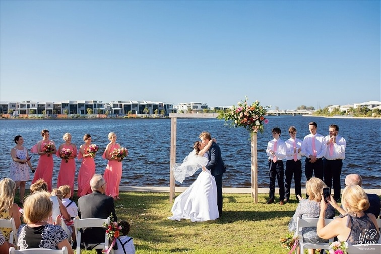 Wedding Venue - The Lakehouse Sunshine Coast 15 on Veilability