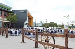 Wedding Venue - Royal International Convention Centre - Royal International Convention Centre 1 - Banquet on The Plaza on Veilability