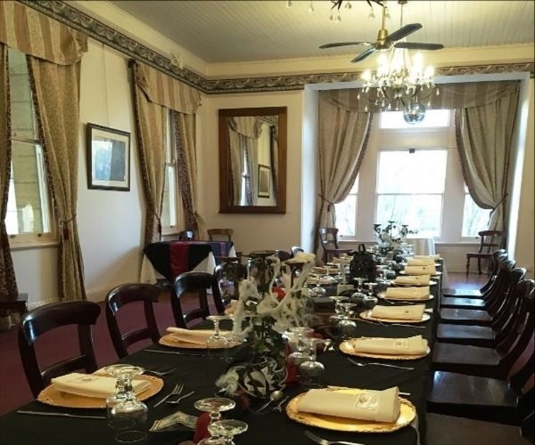 Wedding Venue - Abbey of the Roses - Long Room 9 on Veilability
