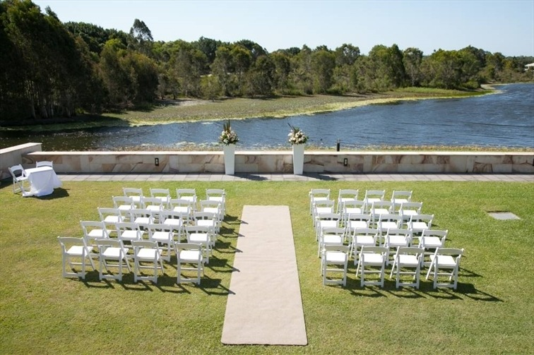 Wedding Venue - Pelican Waters Golf Resort & Spa 1 on Veilability