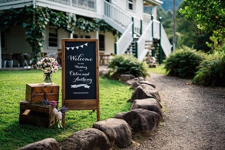 Wedding Venue - Mavis's Kitchen & Cabins - The Restaurant 3 on Veilability
