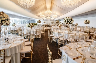 Wedding Venue - Victoria Park Weddings - The Marquee 1 - The Marquee on Veilability