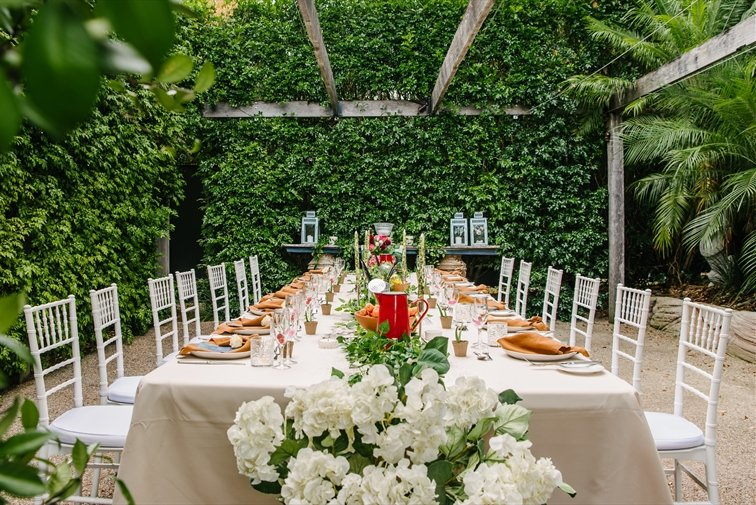 Wedding Venue - Hillstone St Lucia - The Courtyard Garden 5 on Veilability