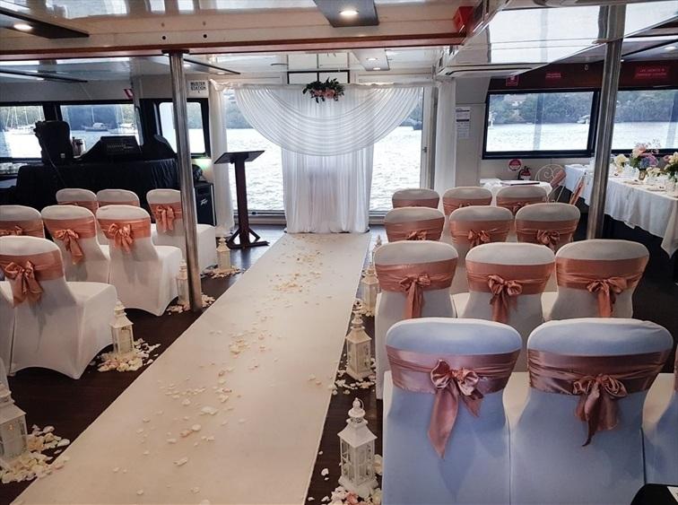 Wedding Venue - Kookaburra Showboat Cruises 10 on Veilability