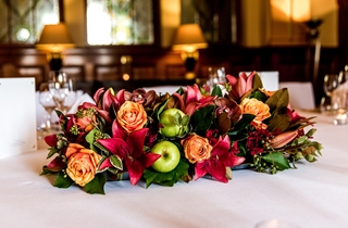 Wedding Venue - Treasury Heritage Hotel - Cabinet Room 5 on Veilability