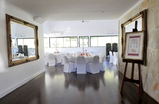 Wedding Venue - Sarabah Estate Vineyard - Chalet Reception 4 on Veilability
