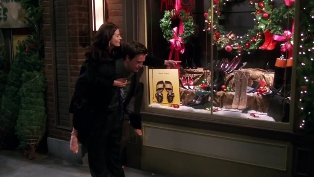 Wedding lessons to be learned from Monica (from Friends) shoes debacle