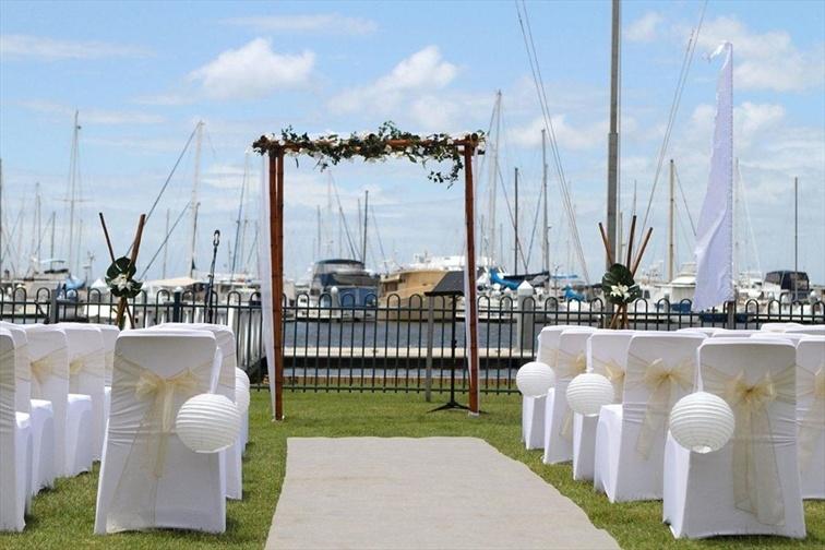 Wedding Venue - Moreton Bay Boat Club 2 on Veilability