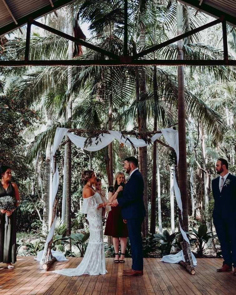 Wedding Venue - Cedar Creek Lodges 15 on Veilability