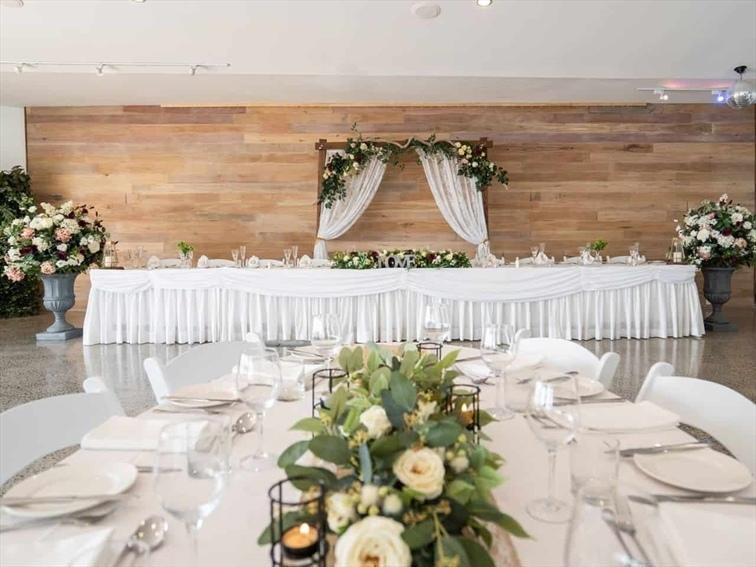 Wedding Venue - Sunset Blue Function Centre - Sunset Blue Dining Room 1 on Veilability