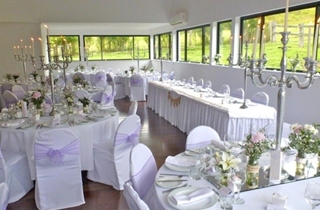 Wedding Venue - Sarabah Estate Vineyard - Chalet Reception 3 on Veilability