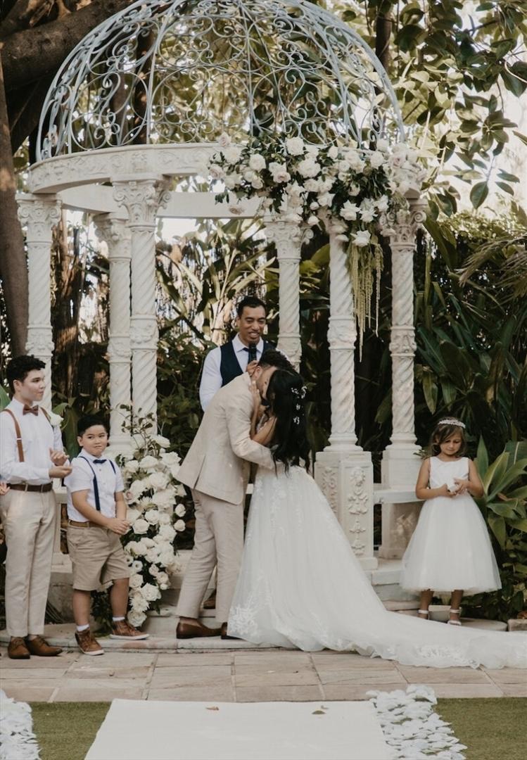 Wedding Venue - Boulevard Gardens 7 on Veilability