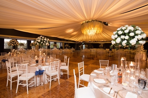 Wedding Venue - The Greek Club - The Aegian Room 2 on Veilability