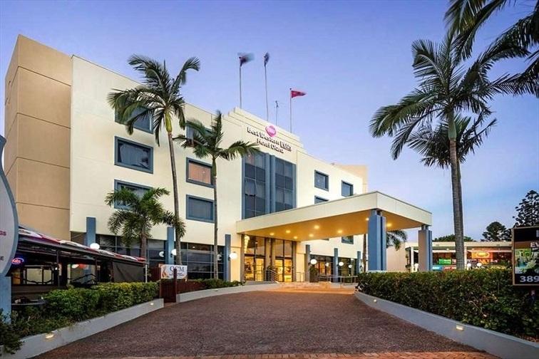 Wedding Venue - Best Western Plus Hotel Diana 8 on Veilability