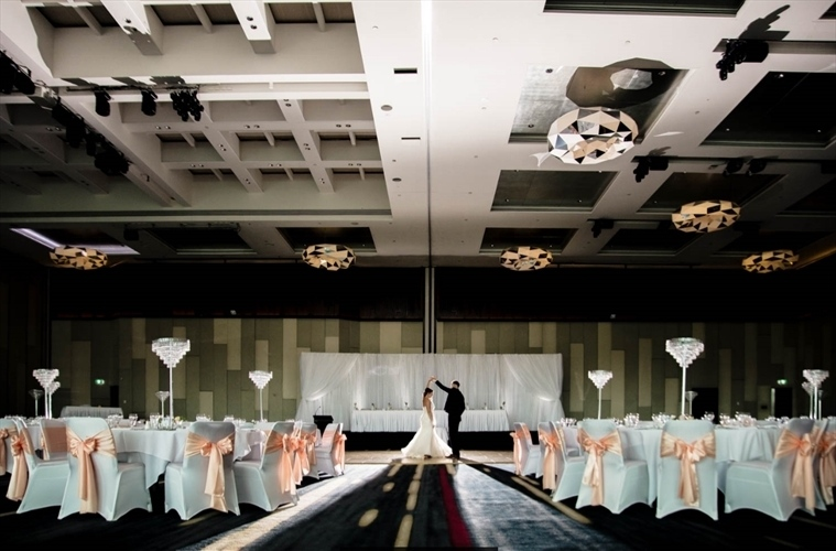 Wedding Venue - RACV Royal Pines Resort - Royal Benowa Ballroom 1 on Veilability
