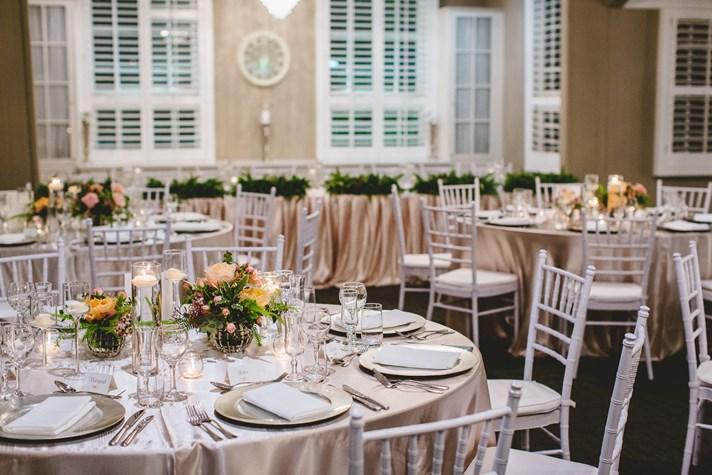 Wedding Venue - Tennyson's Garden at The Brisbane Golf Club - The Tennyson Room 2 on Veilability