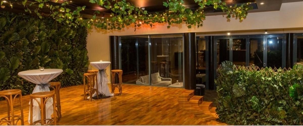 Wedding Venue - The Landing At Dockside - The Garden Room 3 on Veilability