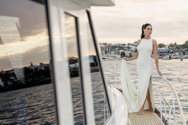 Wedding Venue - Royal Queensland Yacht Squadron 13 on Veilability