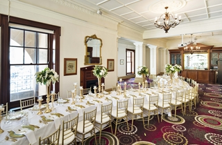 Wedding Venue - Treasury Heritage Hotel - Ryan's Private Dining Room 1 on Veilability