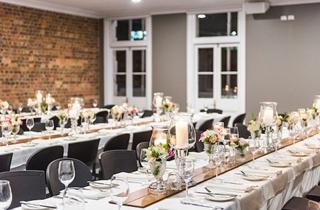 Wedding Venue - The Transcontinental Hotel - Platform Bar 8 on Veilability