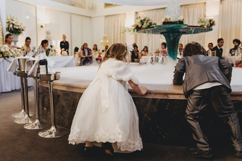Wedding Venue - Links Hope Island - Fountain Court 5 on Veilability