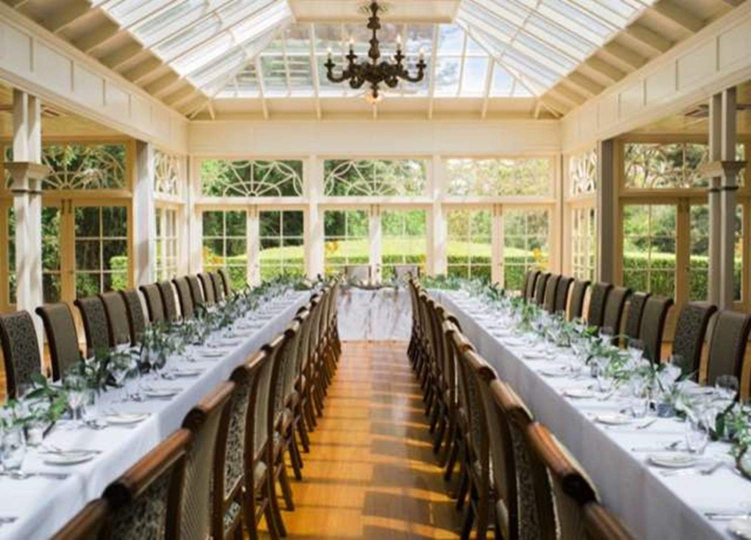Wedding Venue - Gabbinbar Homestead - The Conservatory 5 on Veilability