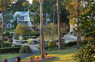 Wedding Venue - Intercontinental Sanctuary Cove Resort - Marina Lawn 1 on Veilability