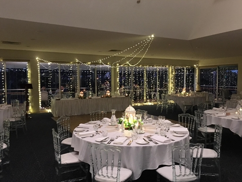 Wedding Venue - McLeod Country Golf Club - Westlake room 2 on Veilability