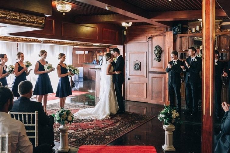 Wedding Venue - Glengariff Estate - Winery & Vineyard - Vintage Room 1 on Veilability