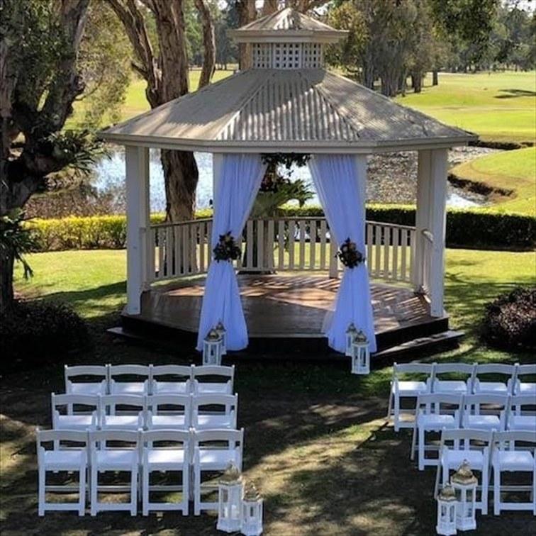 Wedding Venue - Redland Bay Golf Club - Marquee 3 on Veilability