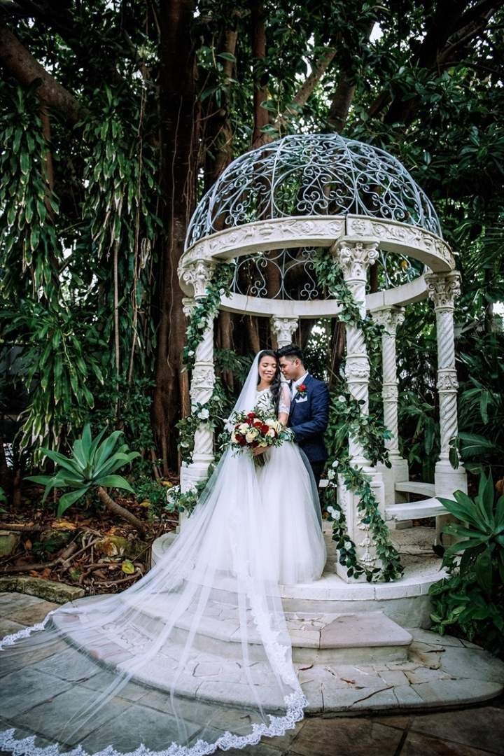 Wedding Venue - Boulevard Gardens 4 on Veilability