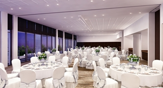Wedding Venue - Brisbane Airport Conference Centre - LAX  1 on Veilability