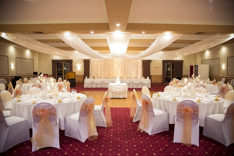 Wedding Venue - Arundel Hills Country Club - Grand Ballroom 1 on Veilability