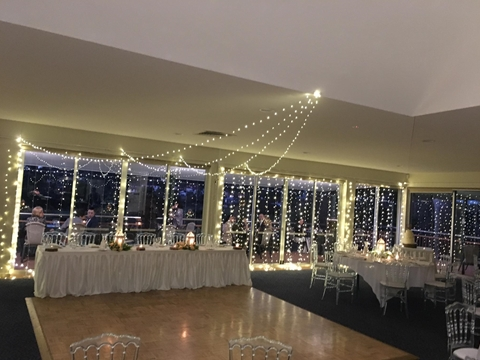 Wedding Venue - McLeod Country Golf Club - Westlake room 3 on Veilability