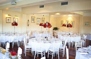 Wedding Venue - Hillstone St Lucia - The Rosewood Room 3 on Veilability