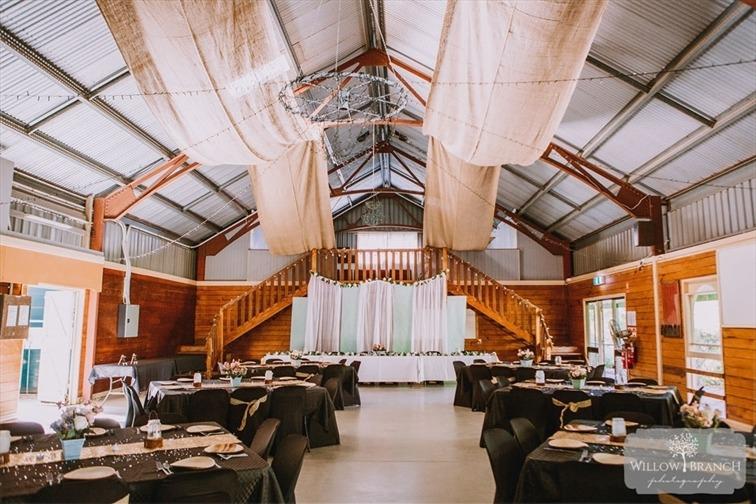 Wedding Venue - Minden Retreat - Minden Reception Hall 1 on Veilability