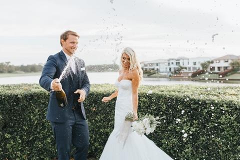 Wedding Venue - Links Hope Island 1 on Veilability