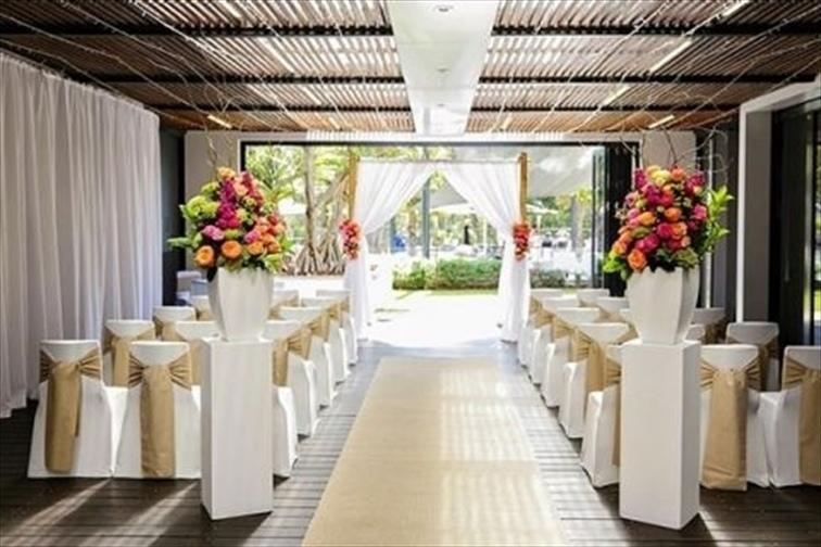 Wedding Venue - RACV Noosa Resort - Undercover Terrace 6 on Veilability