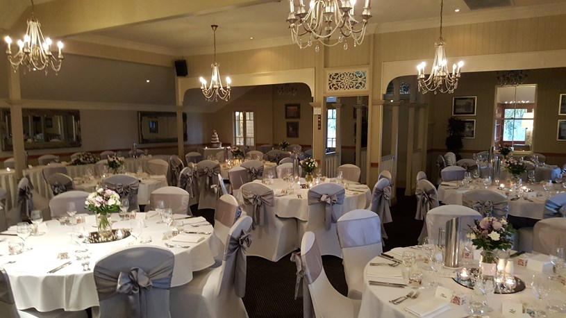 Wedding Venue - Topiaries At Beaumont - Beaumont Room 7 on Veilability