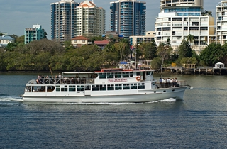 Wedding Venue - Brisbane Cruises - Lady Brisbane - Ship 1 1 on Veilability