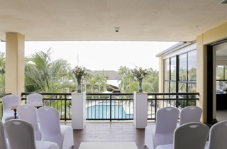 Wedding Venue - Mercure Gold Coast Resort - The Phoenix Room 2 on Veilability