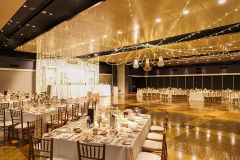 Wedding Venue - The Greek Club - The Aegian Room 4 on Veilability