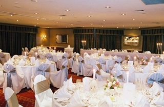 Wedding Venue - Brisbane Riverview Hotel - The Hamilton Ballroom 1 on Veilability