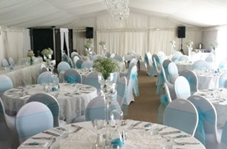 Wedding Venue - The Woolshed at Jondaryan - Marquee 2 on Veilability
