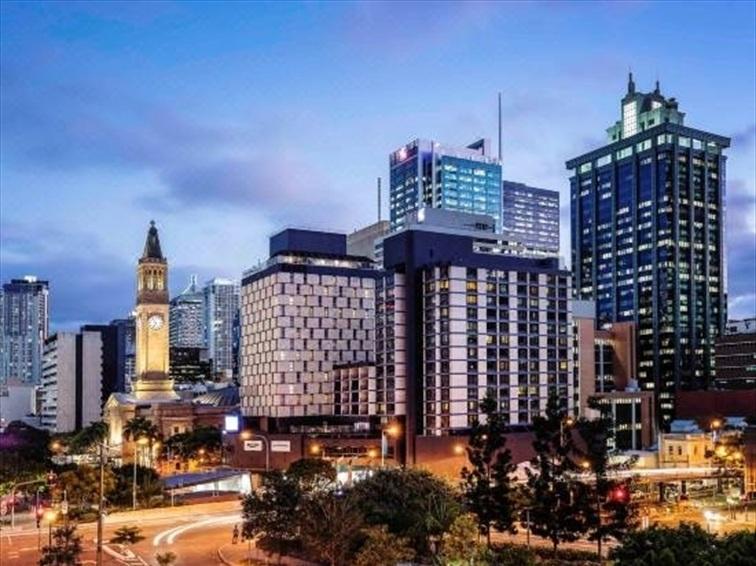 Wedding Venue - Pullman Brisbane King George Square 1 on Veilability