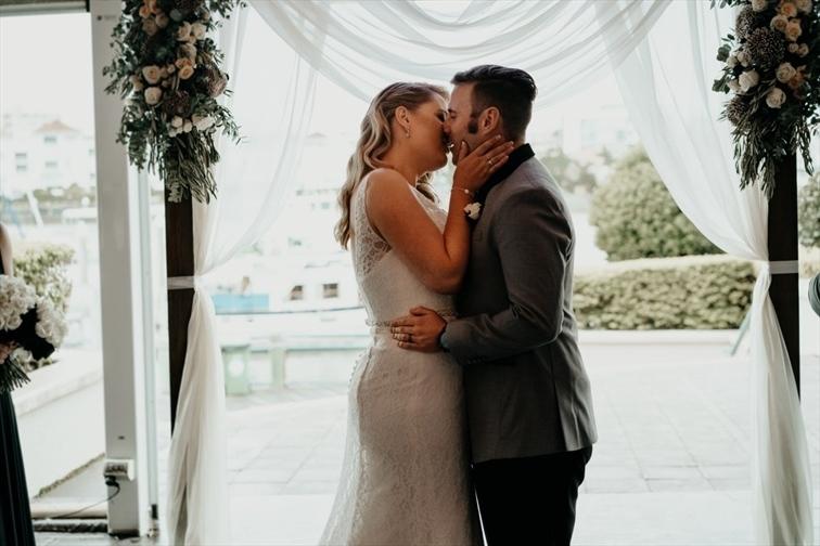 Wedding Venue - The Landing At Dockside 1 on Veilability
