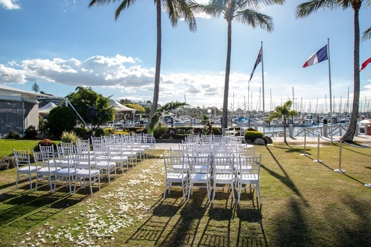 Wedding Venue - Royal Queensland Yacht Squadron 14 on Veilability