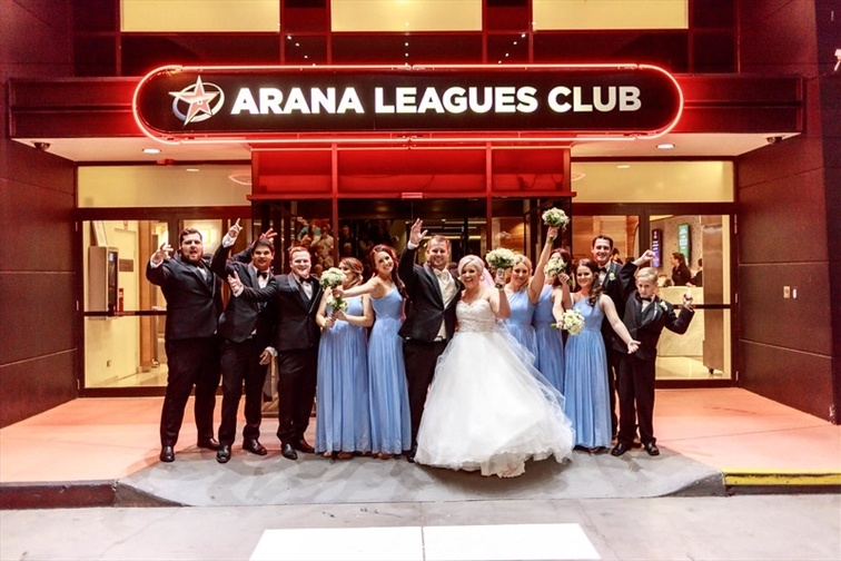 Wedding Venue - Arana Leagues Club Ltd 16 on Veilability