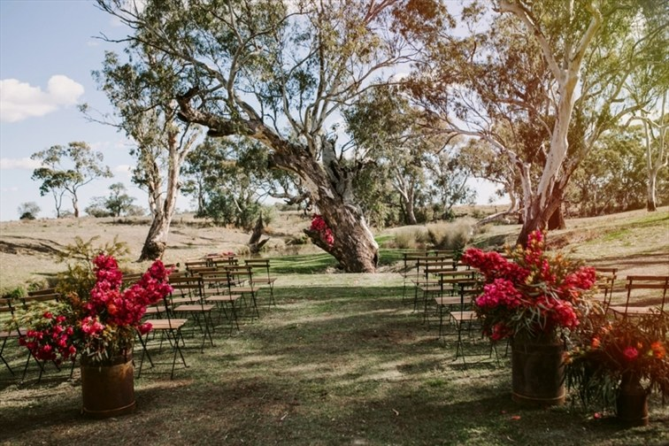 Wedding Venue - The Woolshed at Jondaryan - Woolshed 5 on Veilability
